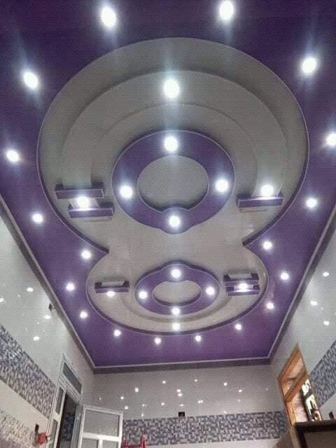 صورة صور ديكورات منزلية الاسقف الجبسية اجمل الاسقف الجبسية 28141 3