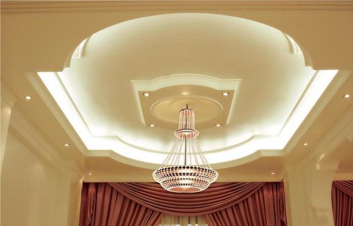 صورة صور ديكورات منزلية الاسقف الجبسية اجمل الاسقف الجبسية 28141 6