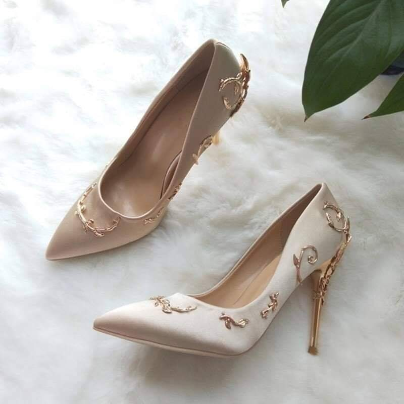 صورة احذية وصنادل مميزة احذية غير تقليدية للبنات 28533 2