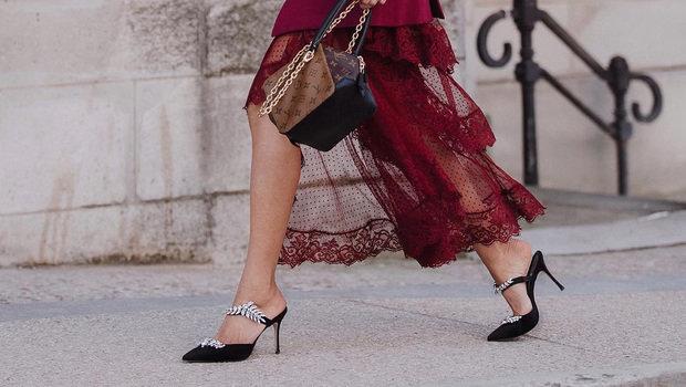 صورة احذية وصنادل مميزة احذية غير تقليدية للبنات 28533 3