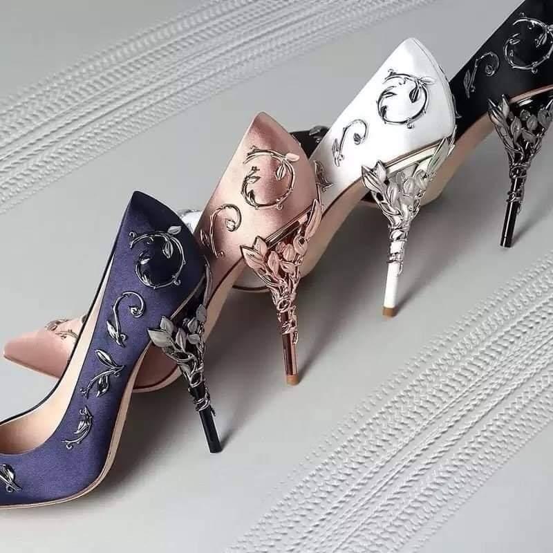 صورة احذية وصنادل مميزة احذية غير تقليدية للبنات 28533