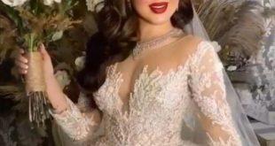 صور فساتين زواجات مجموعة فساتين زفاف راقيه
